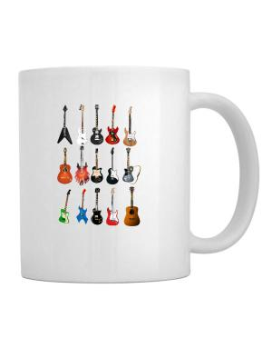 Taza de Guitar Players Are Well Strung