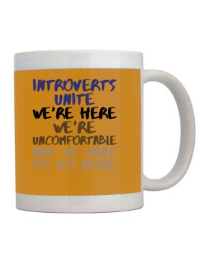 Introverts unite we