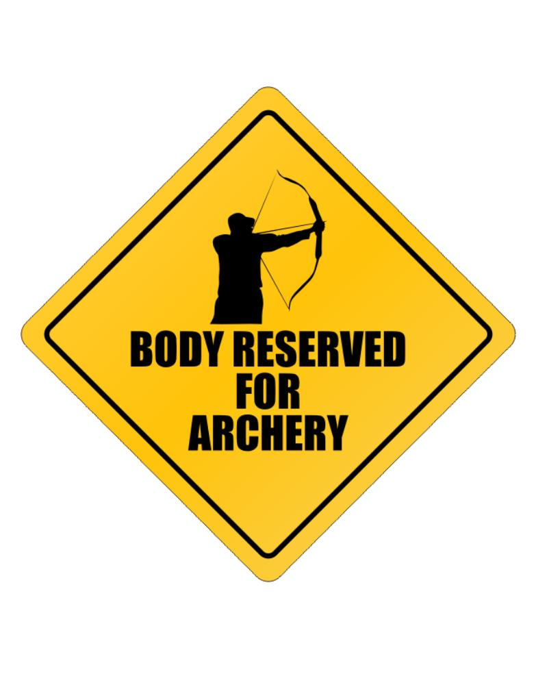 Body Reserved For Archery