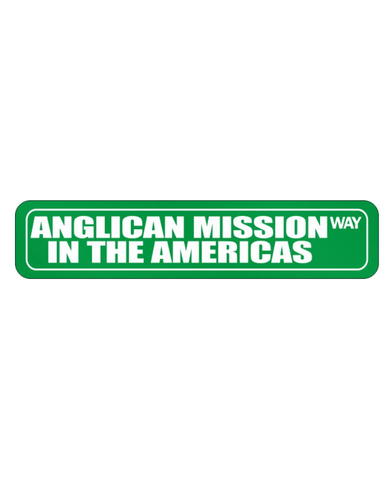 Anglican Mission In The Americas Way