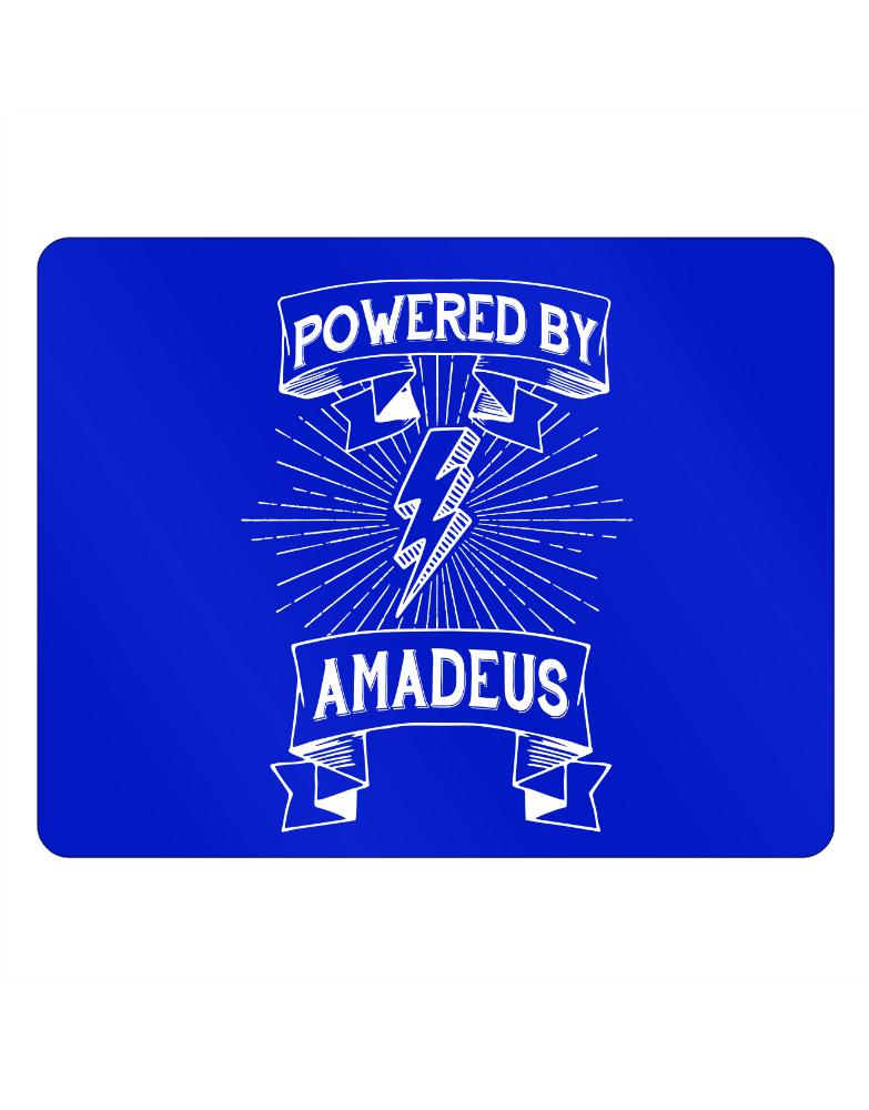 Powered by Amadeus