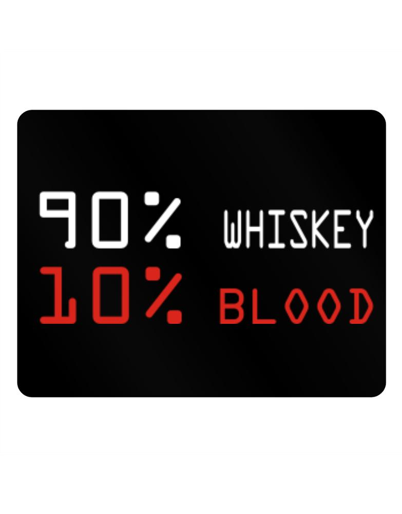 90% Whiskey 10% Blood