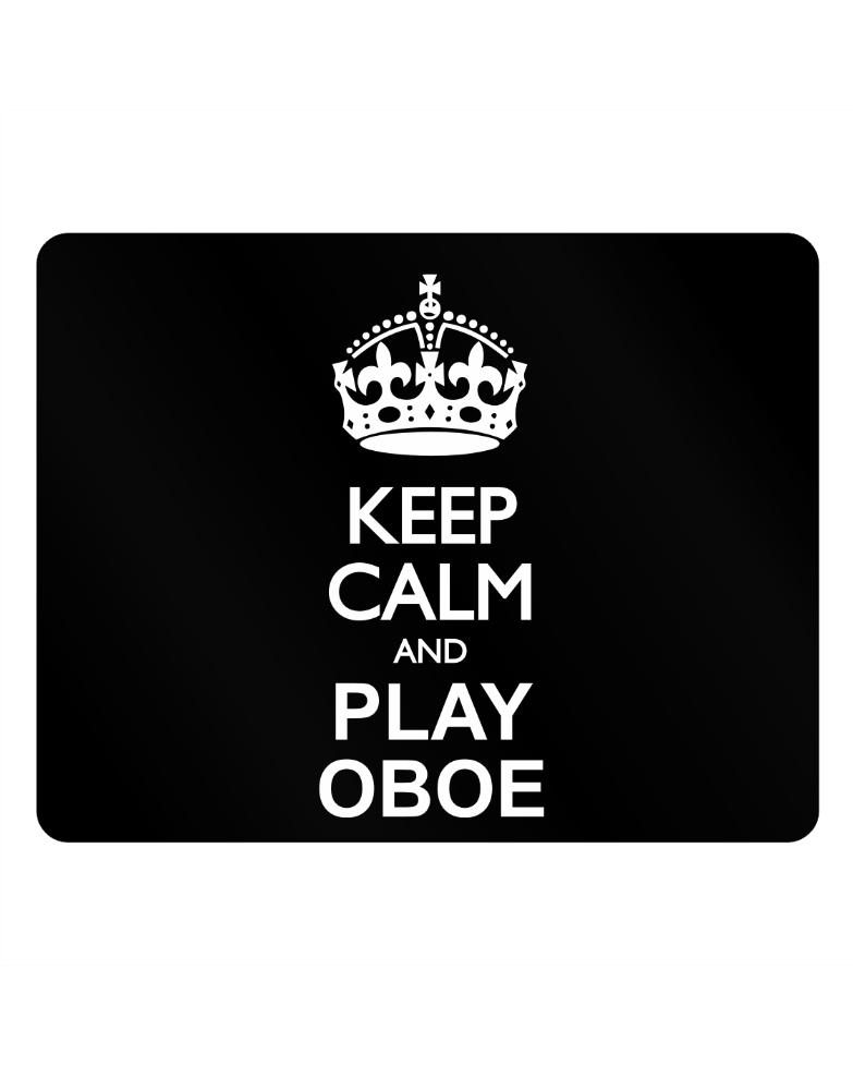 Keep calm and play Oboe