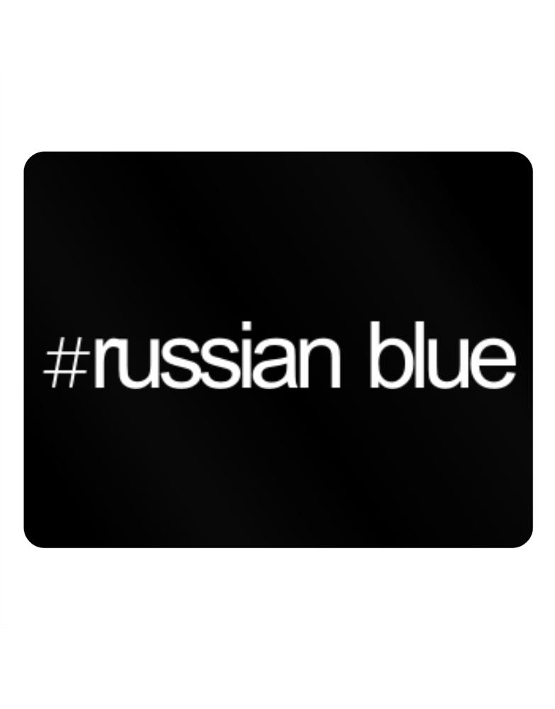 Hashtag Russian Blue