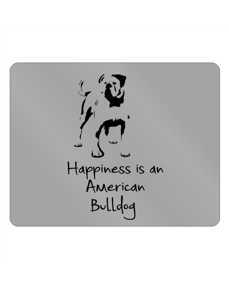 Happiness is a American Bulldog