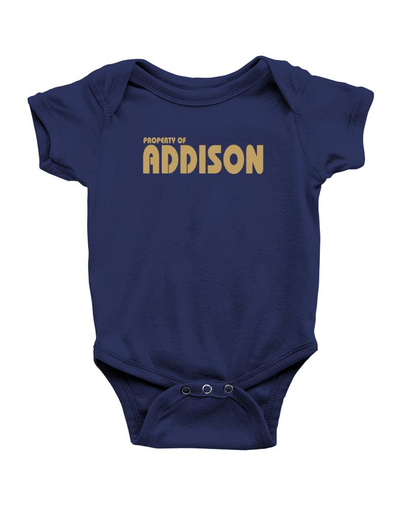 Property Of Addison