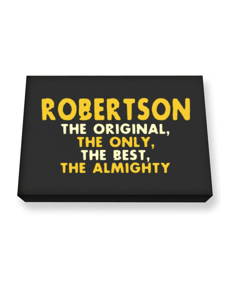 Robertson The Original
