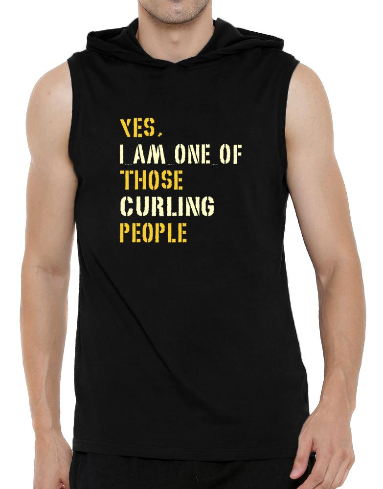 Yes I Am One Of Those Curling People