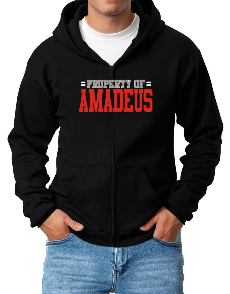 """ Property of Amadeus """