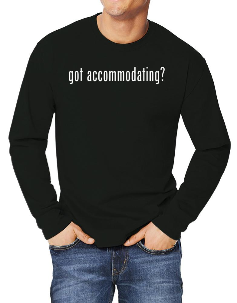 Got Accommodating?