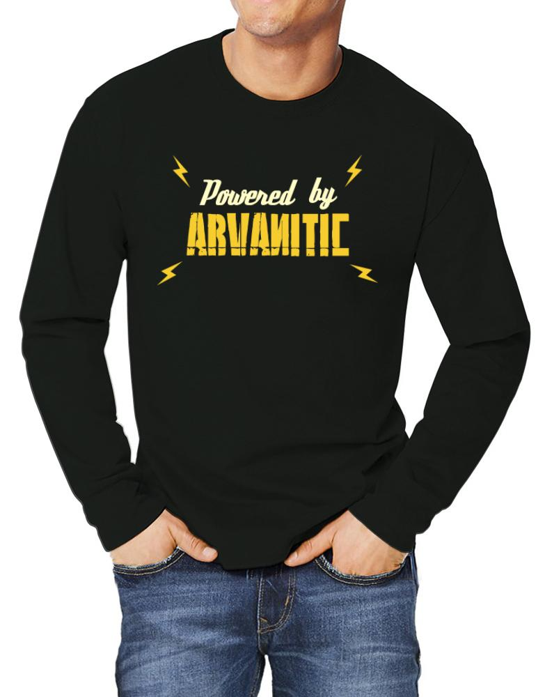 Powered By Arvanitic