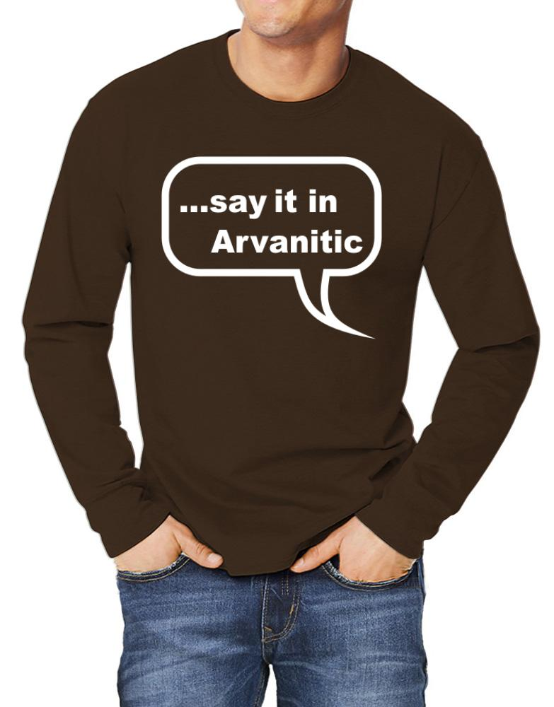 Say It In Arvanitic