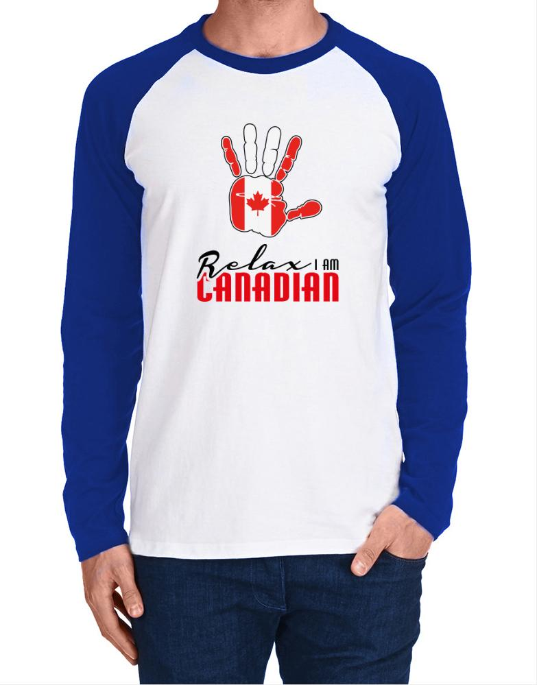 Canada relax I am Canadian
