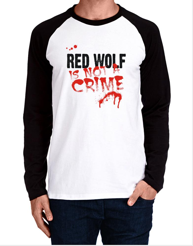 Being A ... Red Wolf Is Not A Crime