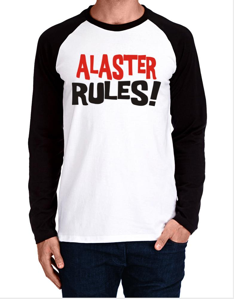Alaster Rules!