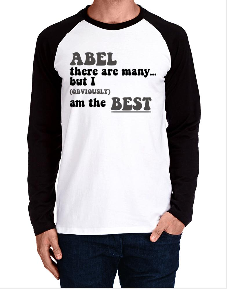 Abel There Are Many... But I (obviously) Am The Best