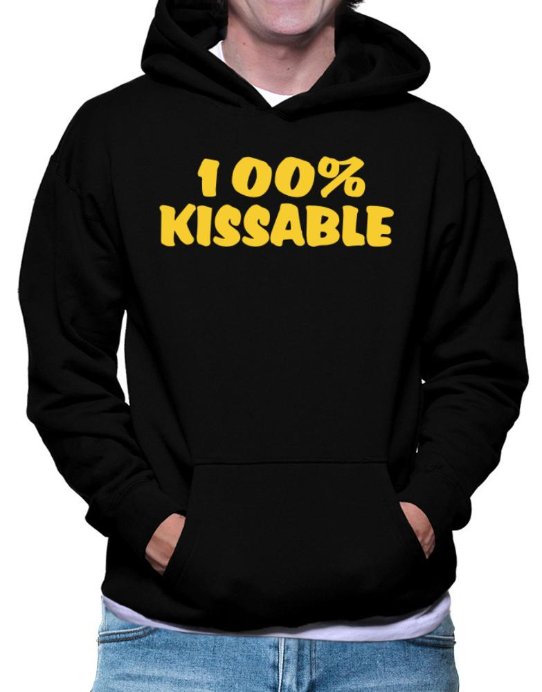 100% Kissable