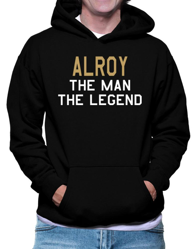 Alroy The Man The Legend