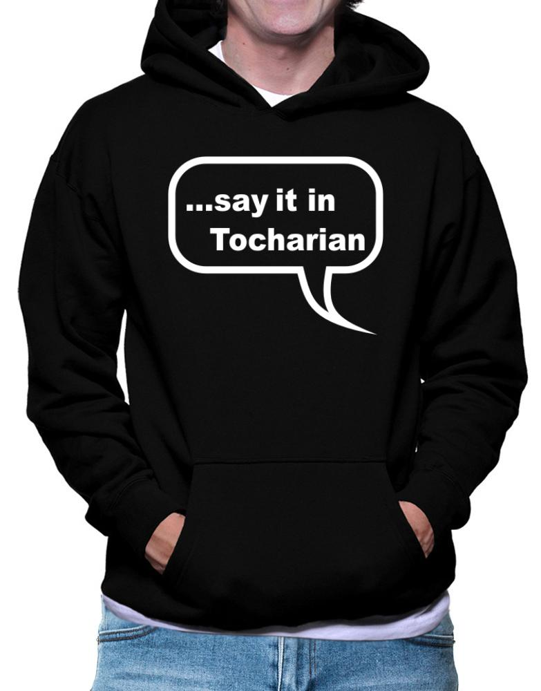 Say It In Tocharian