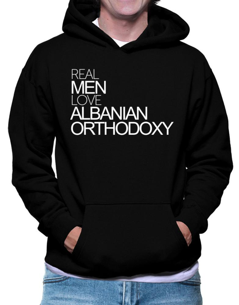 Real men love Albanian Orthodoxy