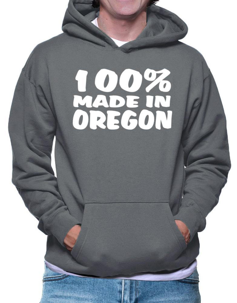 100% Made In Oregon
