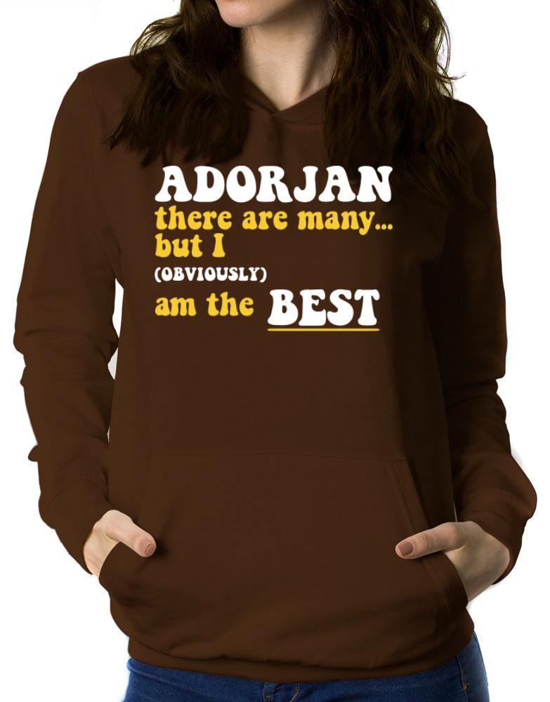 Adorjan There Are Many... But I (obviously) Am The Best
