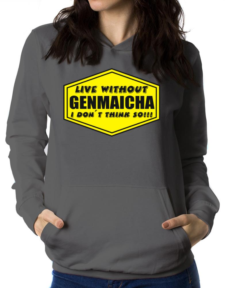 Live Without Genmaicha , I Don