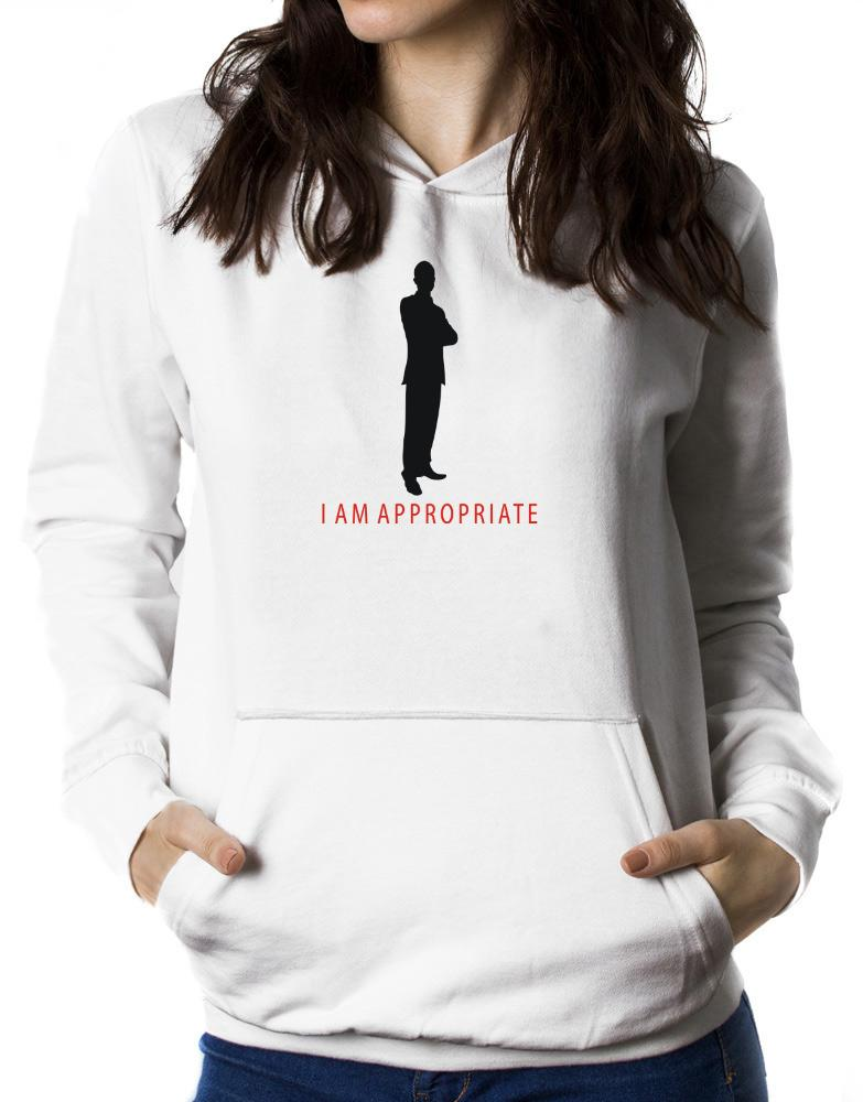 I Am Appropriate - Male