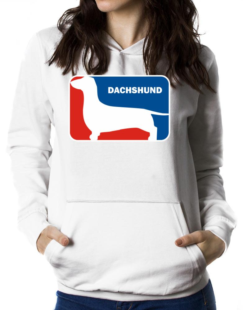 Dachshund Sports Logo