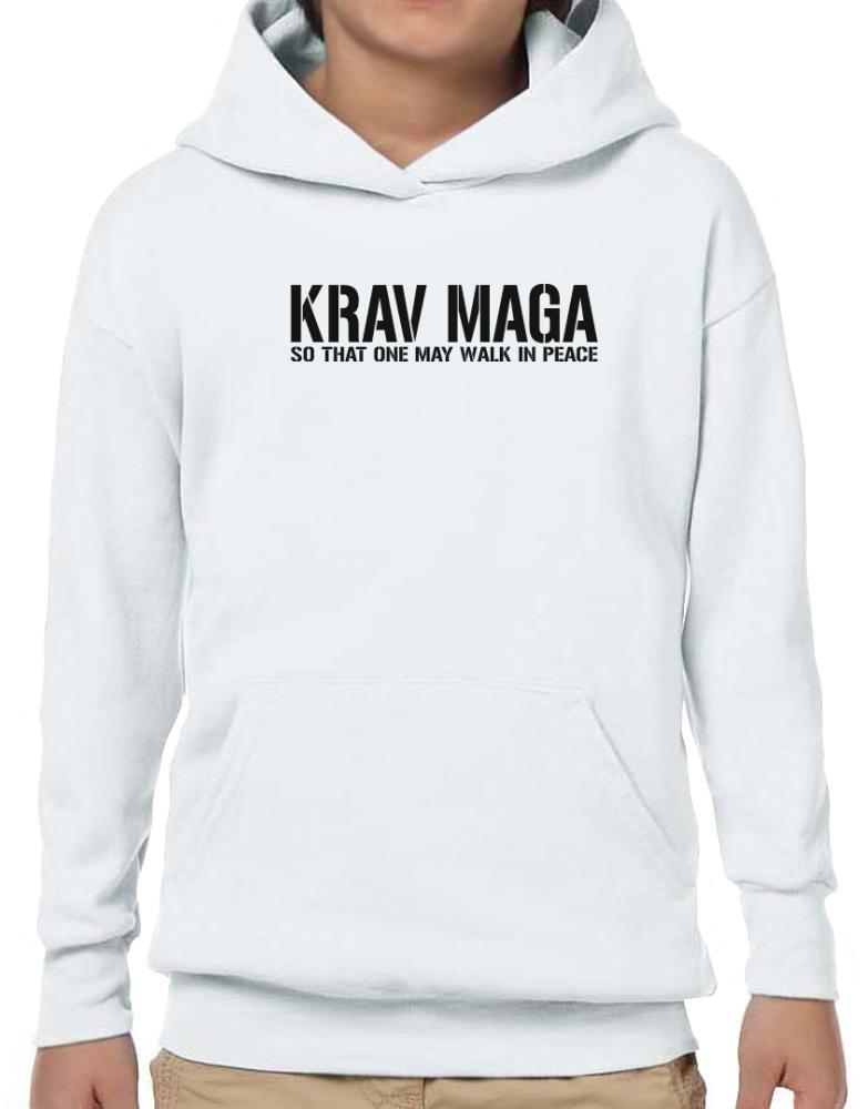 Krav Maga Walk in peace
