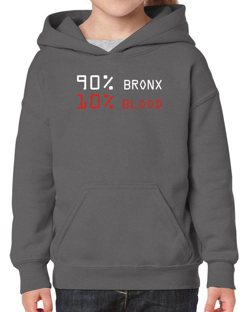 90% Bronx 10% Blood