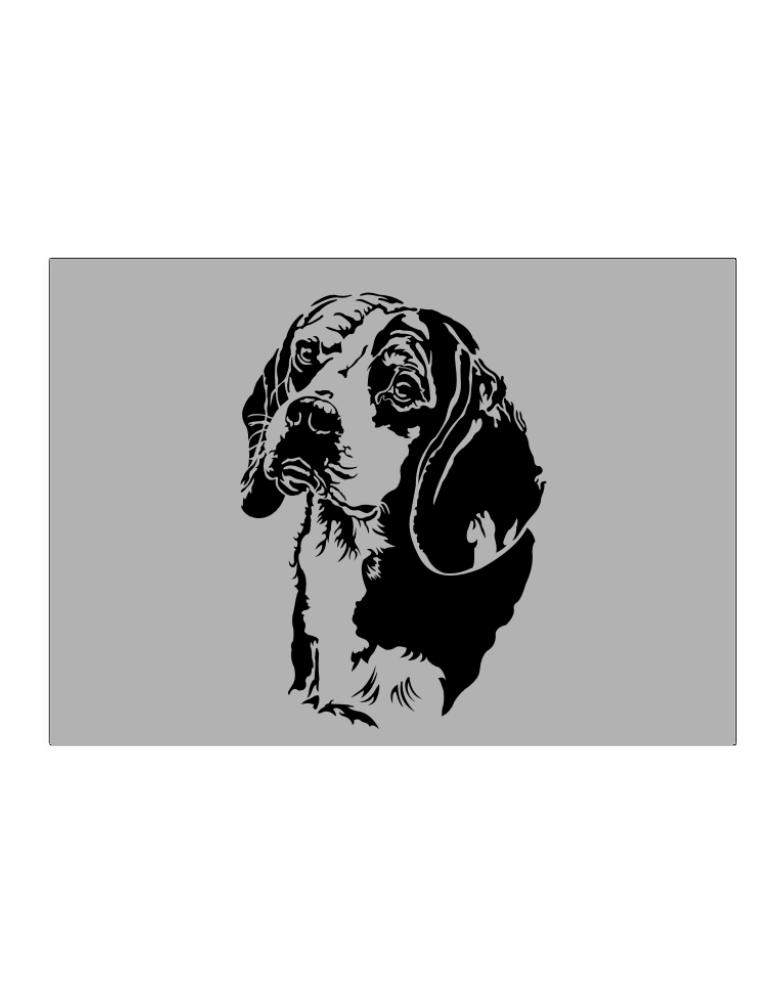 Beagle Face Special Graphic