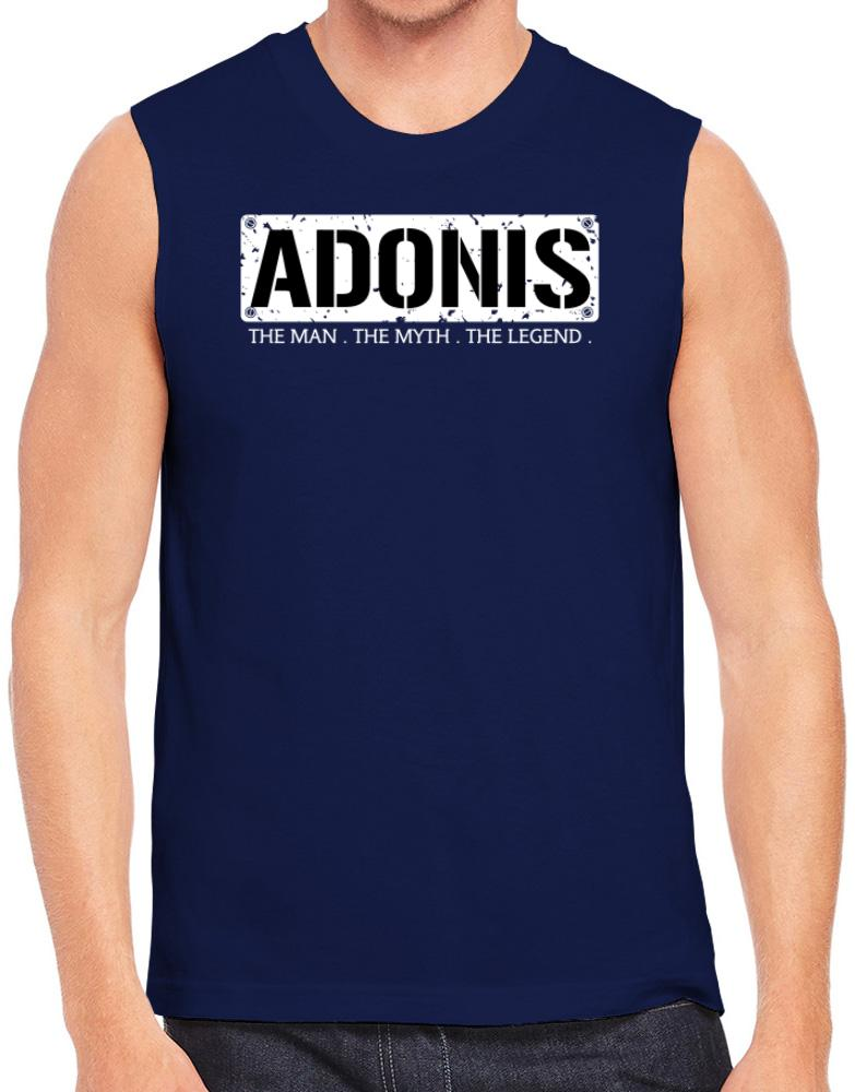 Adonis : The Man - The Myth - The Legend
