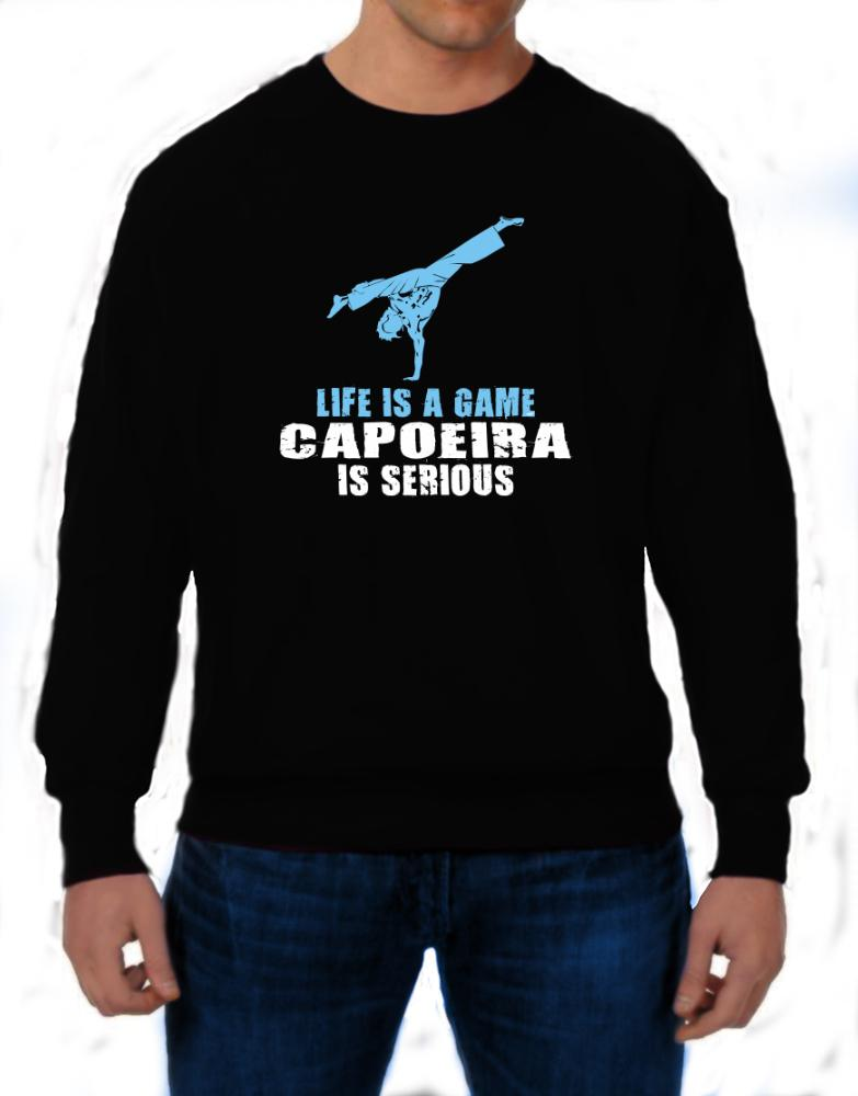 Life Is A Game, Capoeira Is Serious
