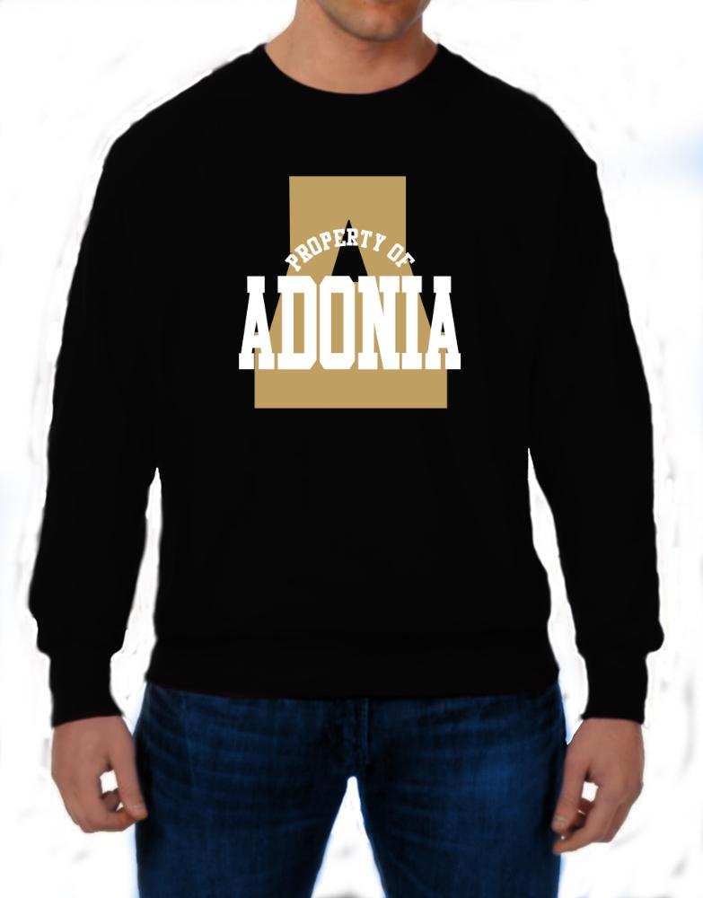 Property Of Adonia