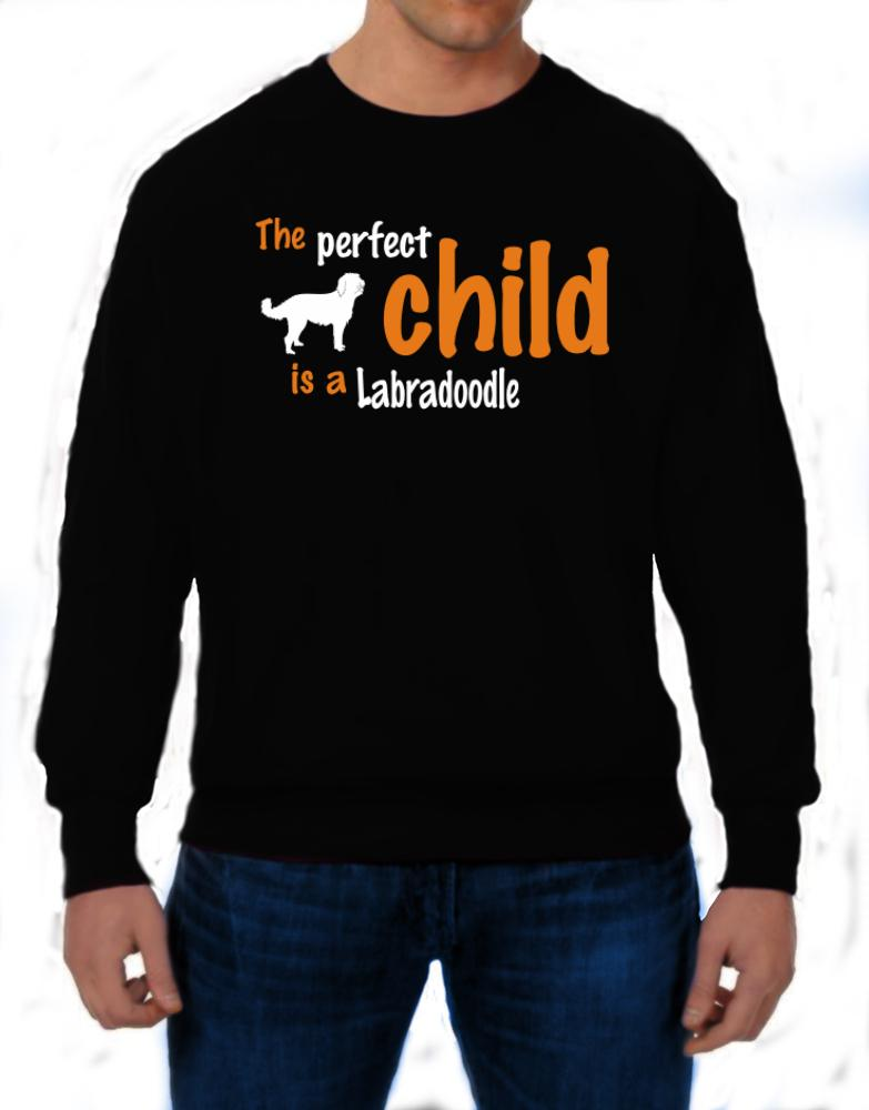 The Perfect Child Is A Labradoodle
