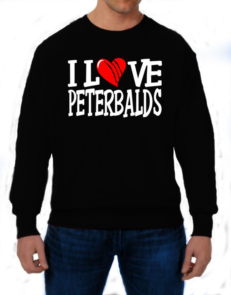 I Love Peterbalds - Scratched Heart