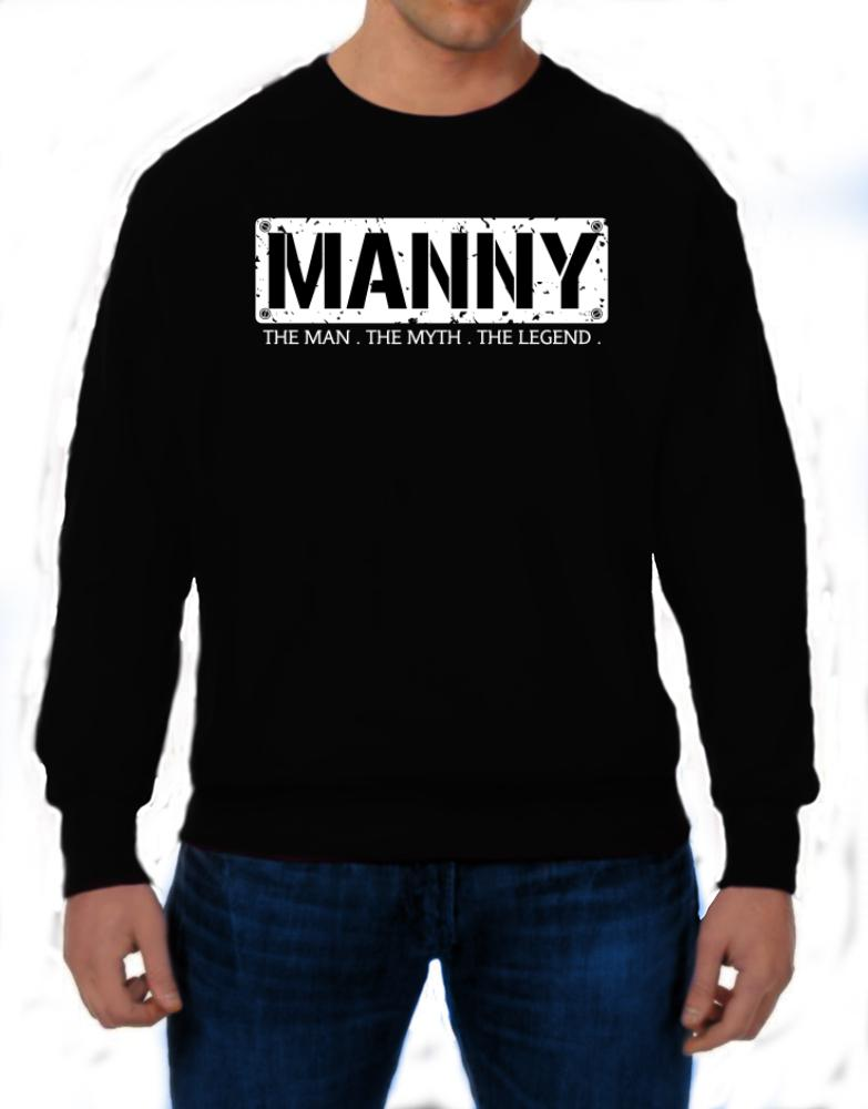 Manny : The Man - The Myth - The Legend