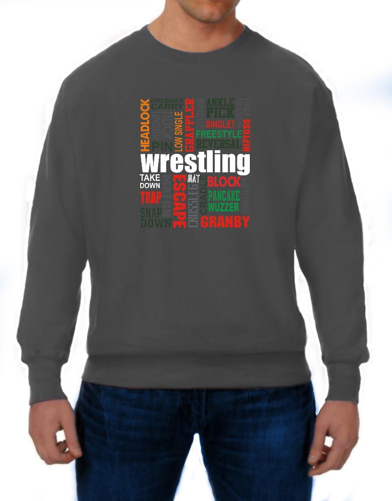 Wrestling Words