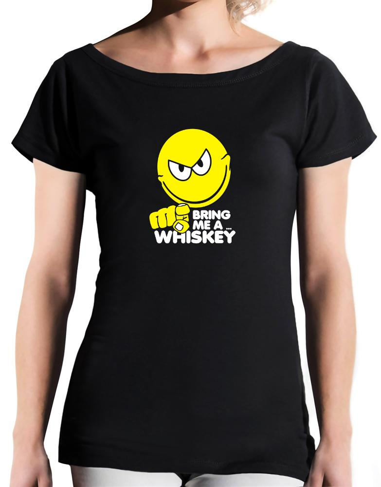 Bring Me A ... Whiskey