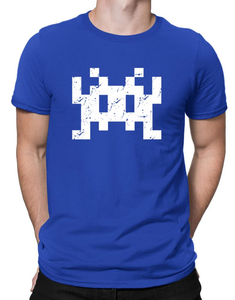 Space invaders retro