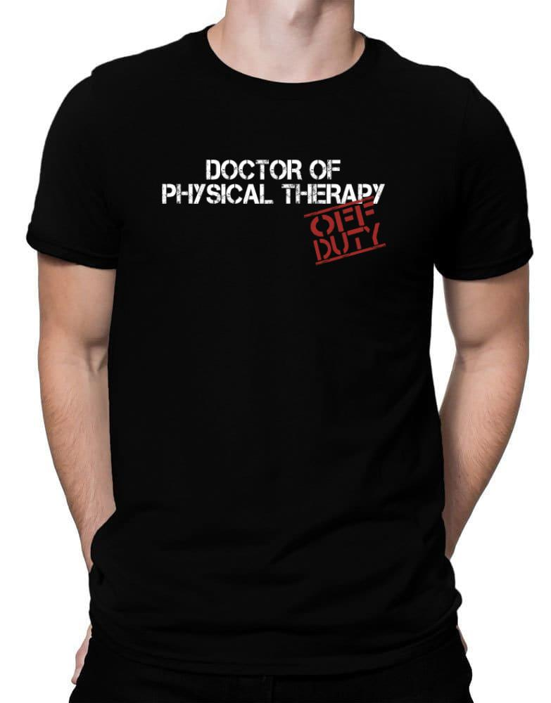 Doctor Of Physical Therapy - Off Duty