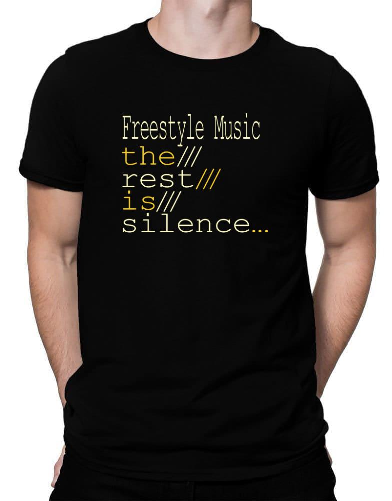 Freestyle Music The Rest Is Silence...