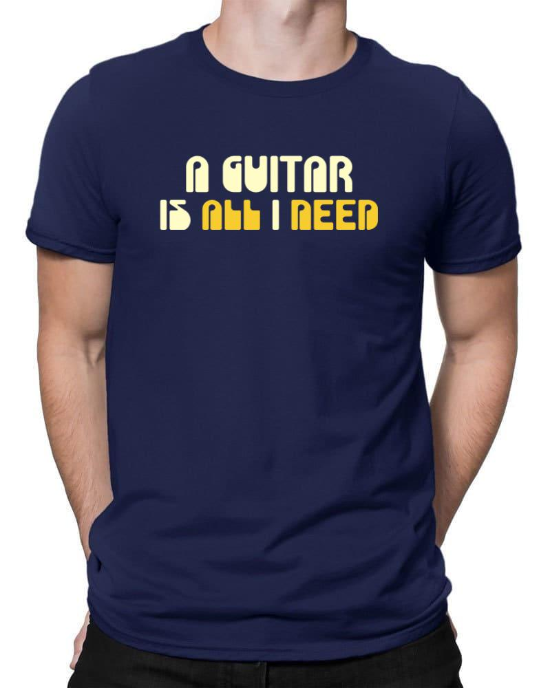 A Guitar Is All I Need
