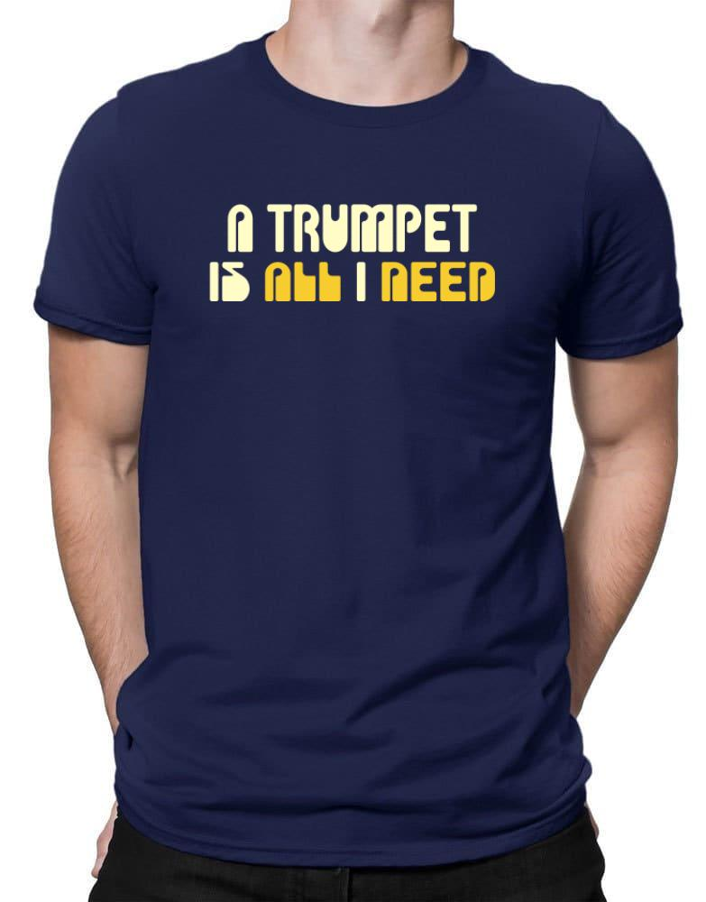 A Trumpet Is All I Need