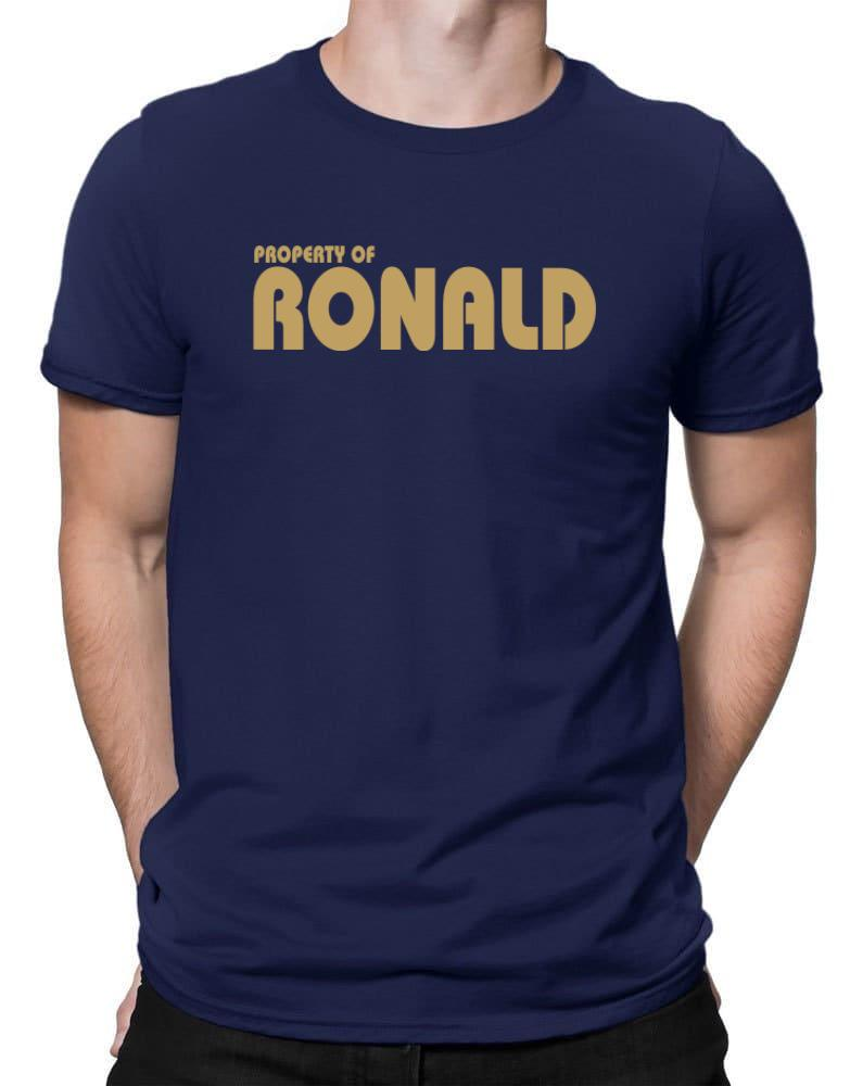 Property Of Ronald