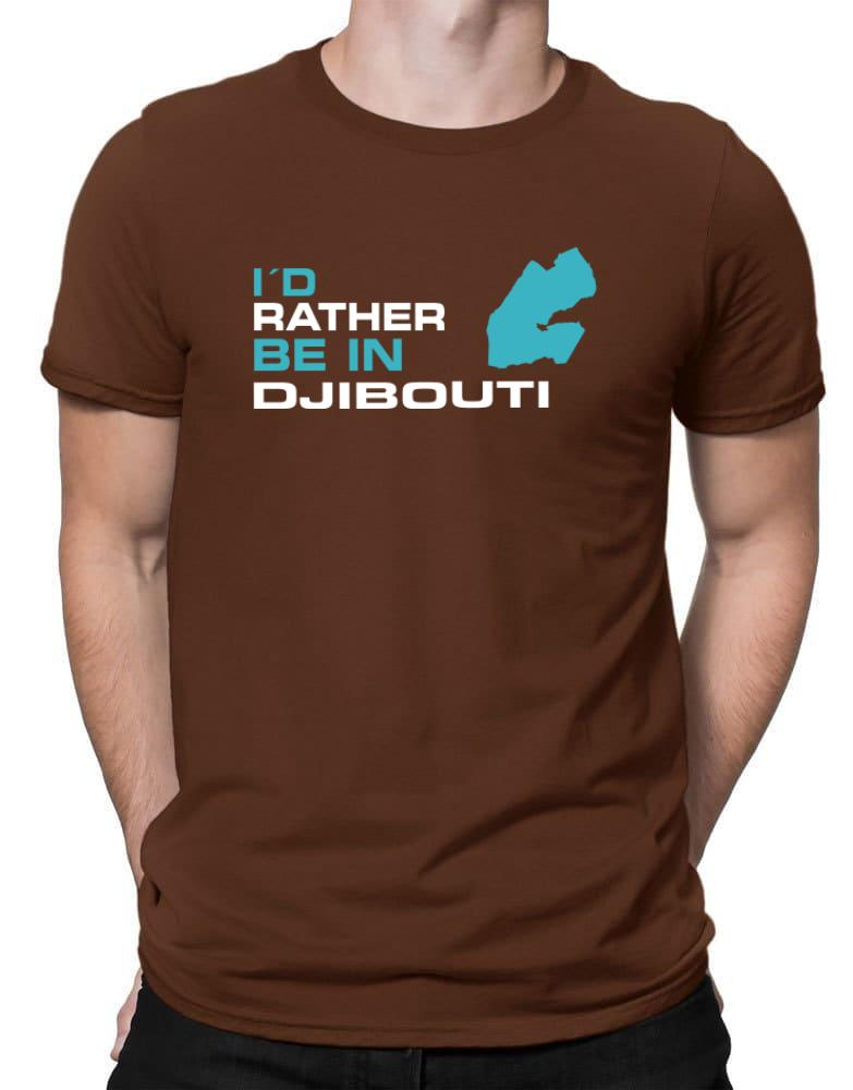 Djibouti Track Long Sleeve T-shirt