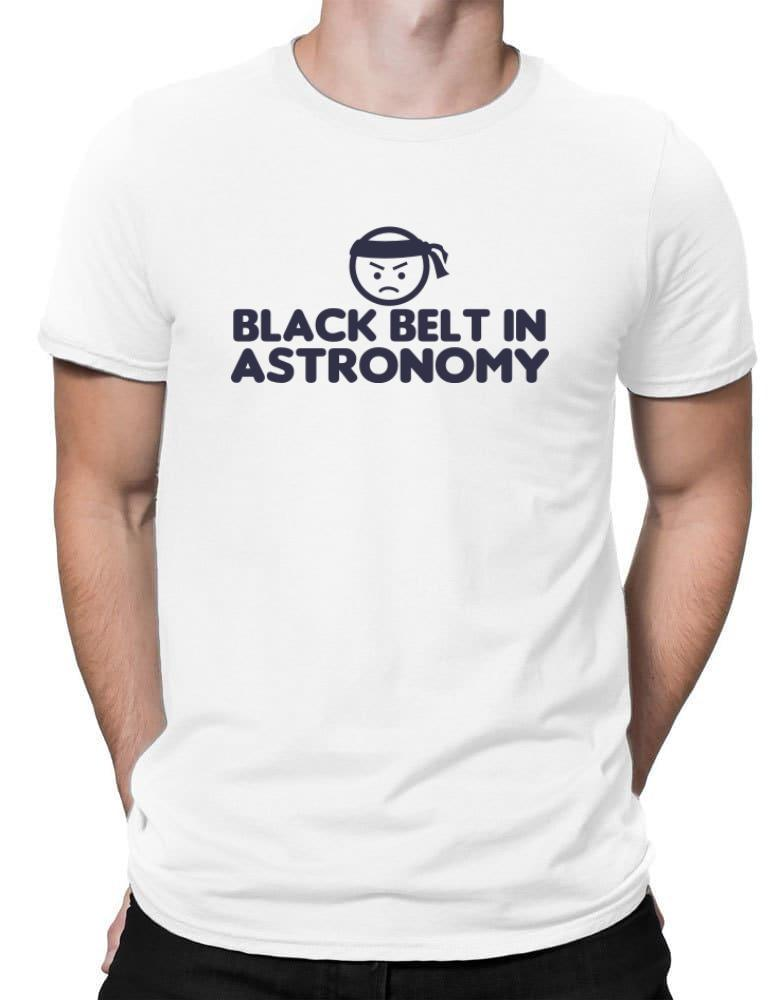 Black Belt In Astronomy