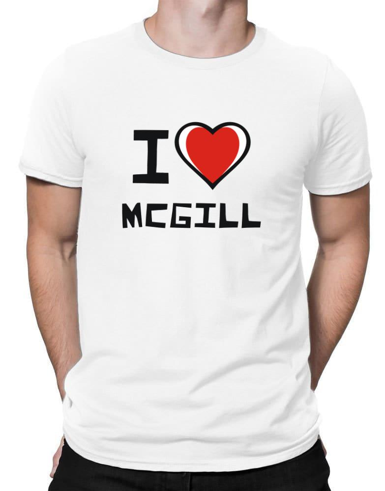I Love Mcgill
