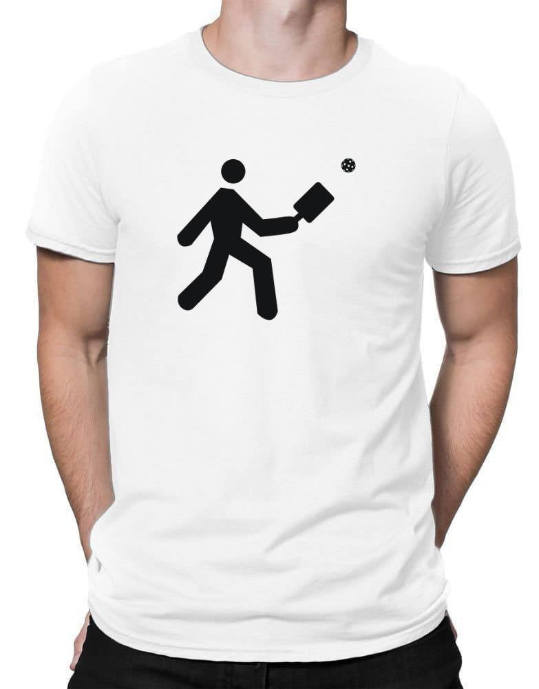 Pickleball Stickman